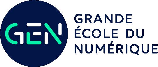 Logo de la grande école numérique